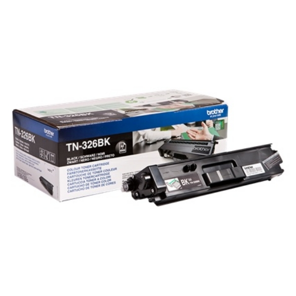 Original Brother TN326BK Toner schwarz
