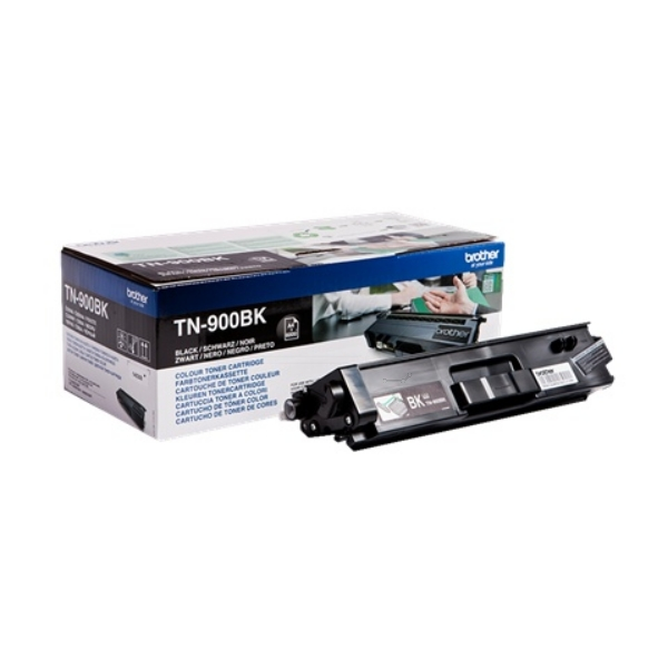 Original Brother TN900BK Toner schwarz