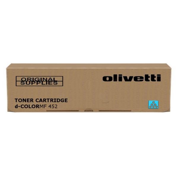 Original Olivetti B1027 Toner cyan