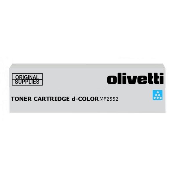 Original Olivetti B1065 Toner cyan