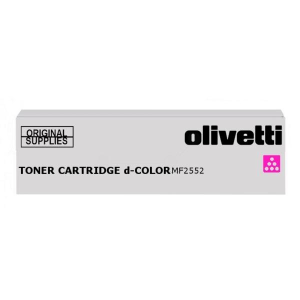 Original Olivetti B1066 Toner magenta