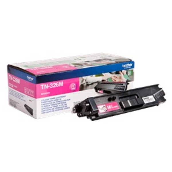 Original Brother TN326M Toner magenta