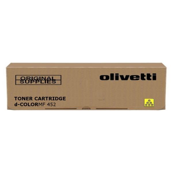 Original Olivetti B1029 Toner gelb