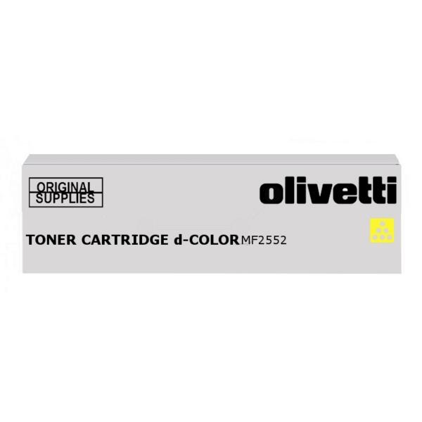 Original Olivetti B1067 Toner gelb