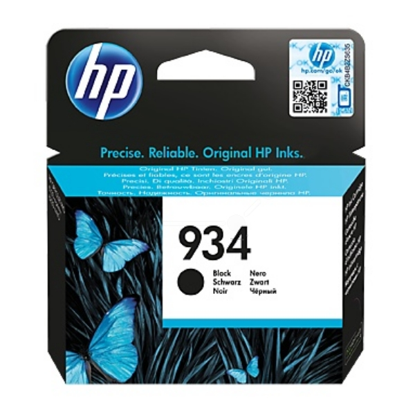 Original HP C2P19AE / 934 Tintenpatrone schwarz