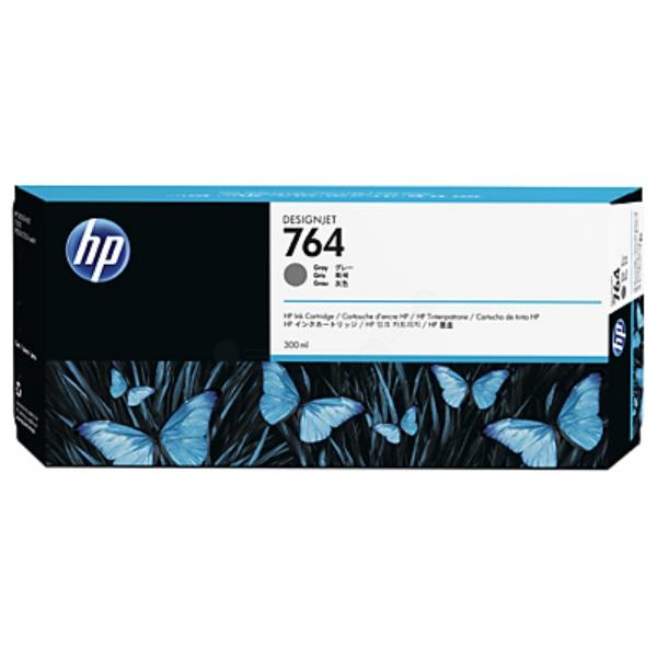 Original HP C1Q18A / 764 Tintenpatrone grau
