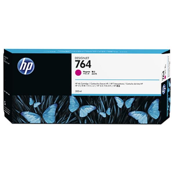 Original HP C1Q14A / 764 Tintenpatrone magenta
