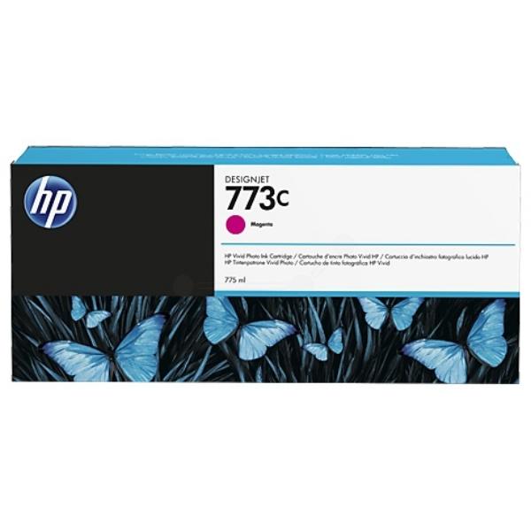 Original HP C1Q39A / 773C Tintenpatrone magenta