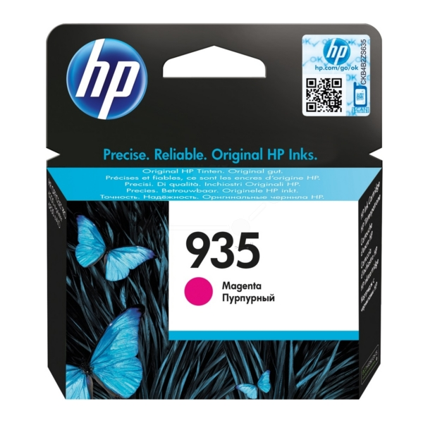 Original HP C2P21AE / 935 Cartouche d'encre magenta