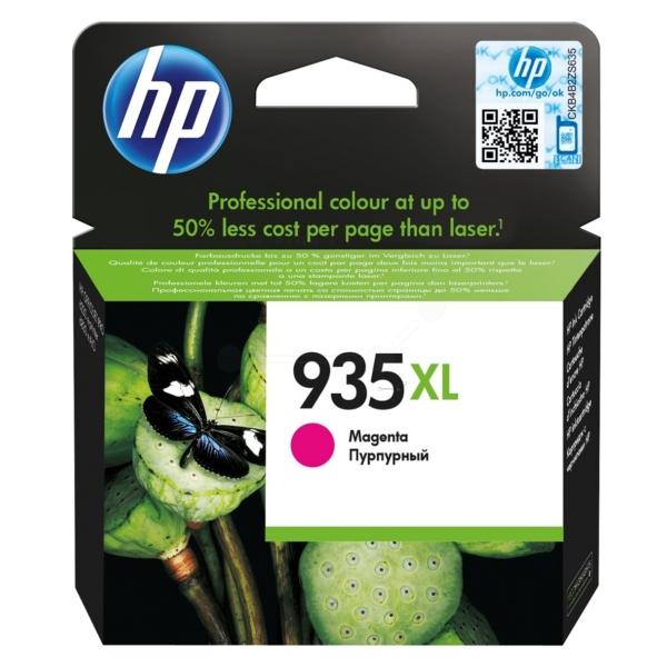 Original HP C2P25AE#301 / 935XL Cartouche d'encre magenta