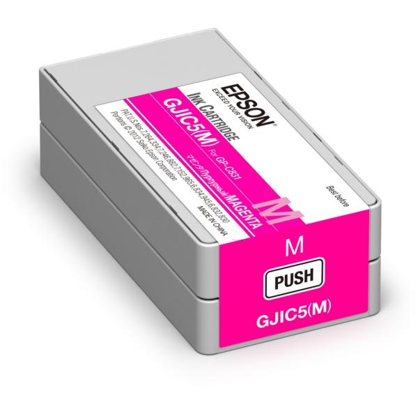 Original Epson C13S020565 / GJIC5(M) Tintenpatrone magenta