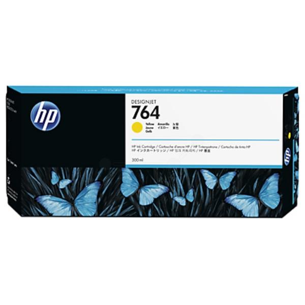 Original HP C1Q15A / 764 Tintenpatrone gelb