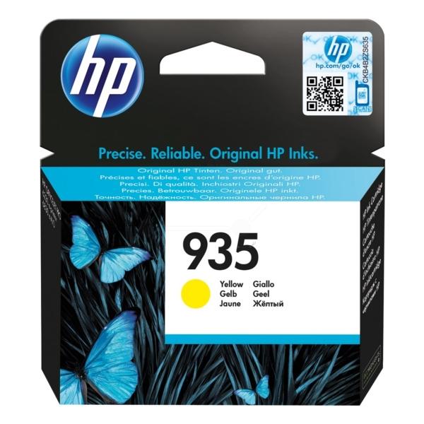Original HP C2P22AE / 935 Tintenpatrone gelb