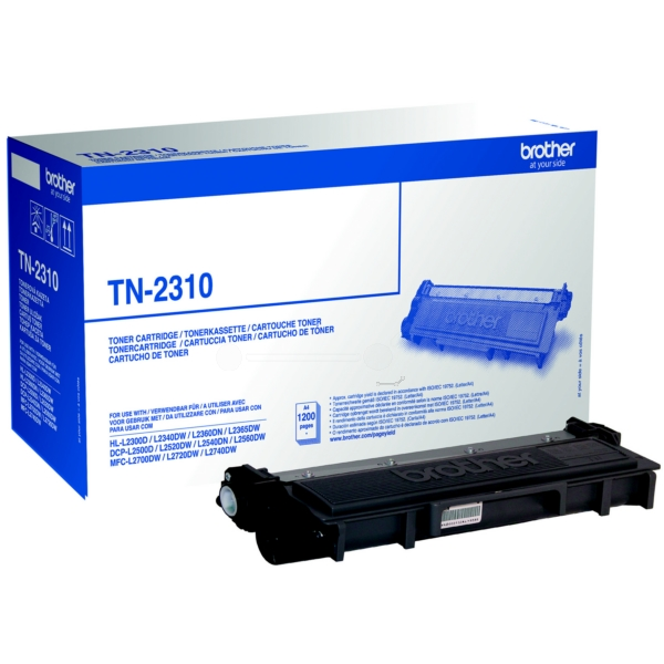 Original Brother TN2310 Toner schwarz