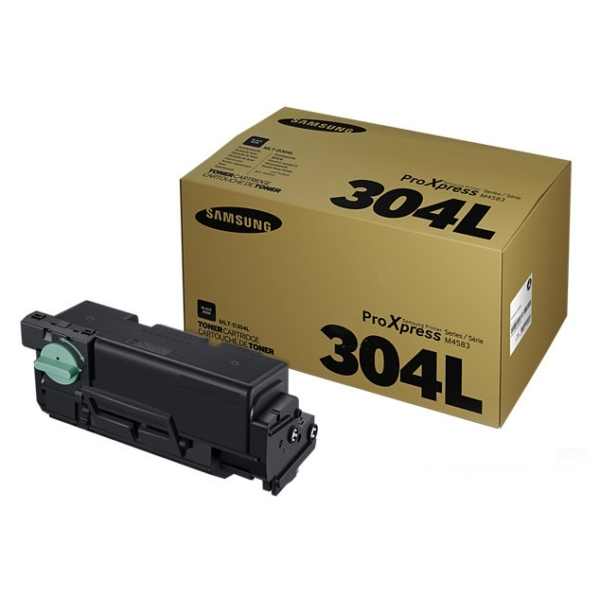 Original Samsung MLTD304LELS / 304L Toner schwarz