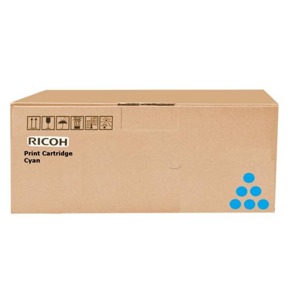 Original Ricoh 407532 Toner cyan