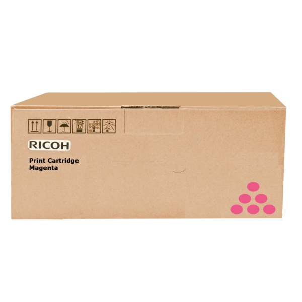 Original Ricoh 407718 Toner magenta