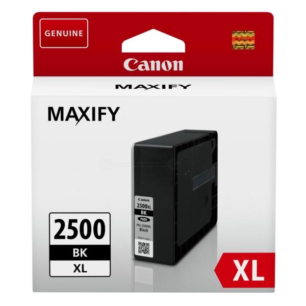 Original Canon 9254B001 / PGI2500XLBK Tintenpatrone schwarz