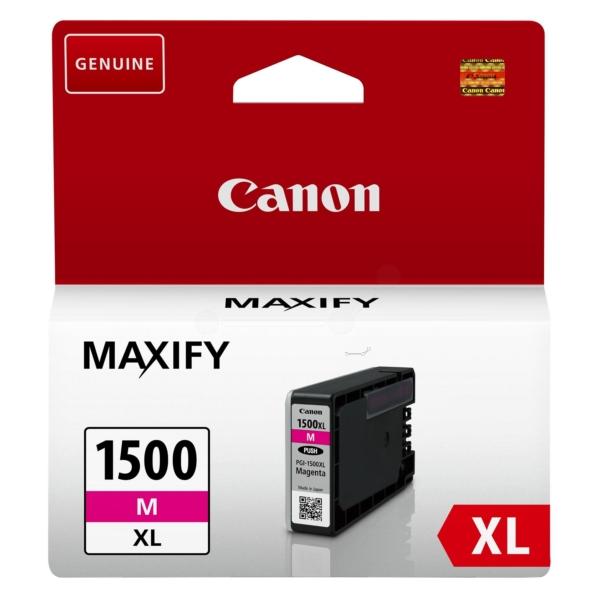 Original Canon 9194B001 / PGI1500XLM Tintenpatrone magenta