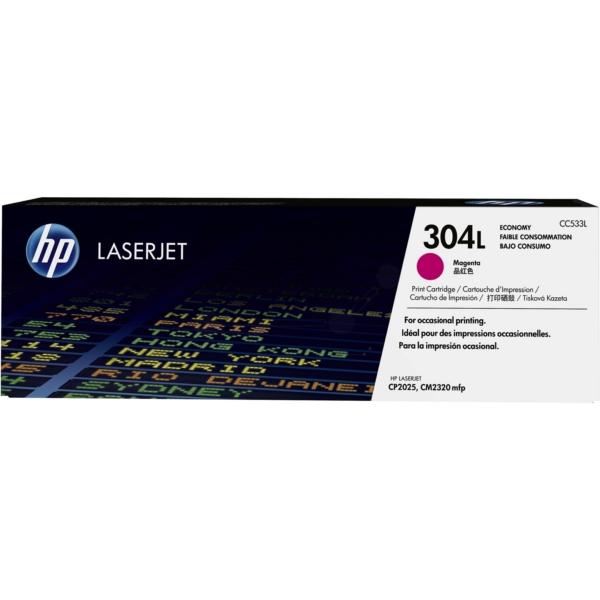 Original HP CC533L / 304L Toner magenta