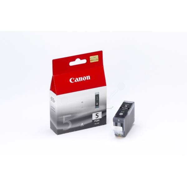 Original Canon 0628B029 / PGI5BK Tintenpatrone schwarz