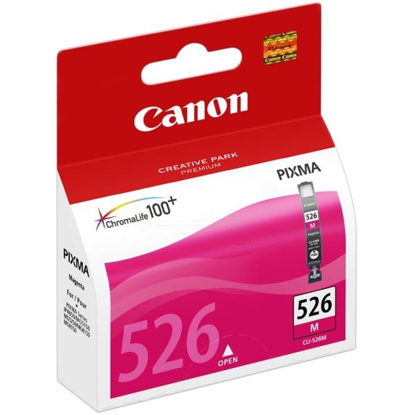 Original Canon 4542B006 / CLI526M Tintenpatrone magenta