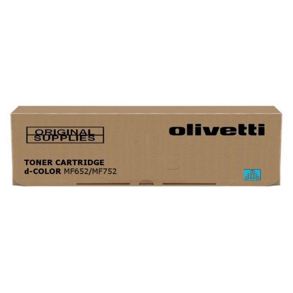 Original Olivetti B1014 Toner cyan