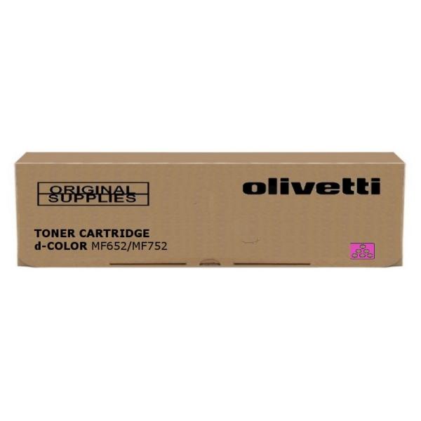Original Olivetti B1015 Toner magenta