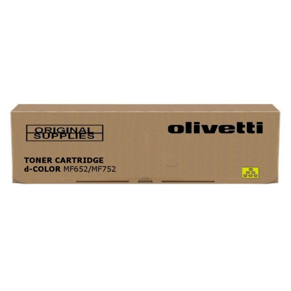 Original Olivetti B1016 Toner gelb