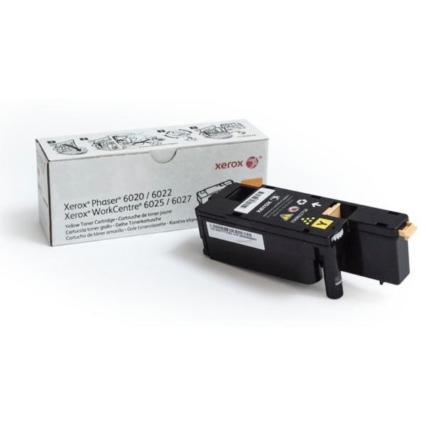 Original Xerox 106R02758 Toner gelb