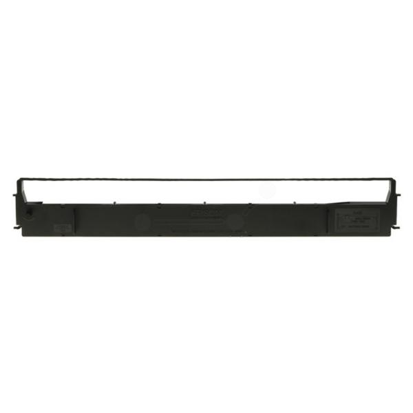Original Epson C13S015642 Ruban nylon noir