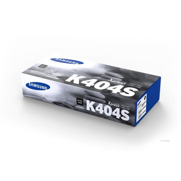 Original Samsung CLTK404SELS / K404S Toner schwarz