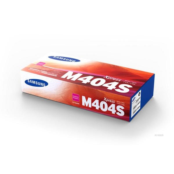Original Samsung CLTM404SELS / M404S Toner magenta