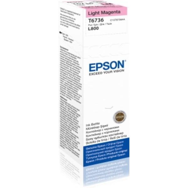 Original Epson C13T67364A / T6736 Tintenpatrone magenta hell