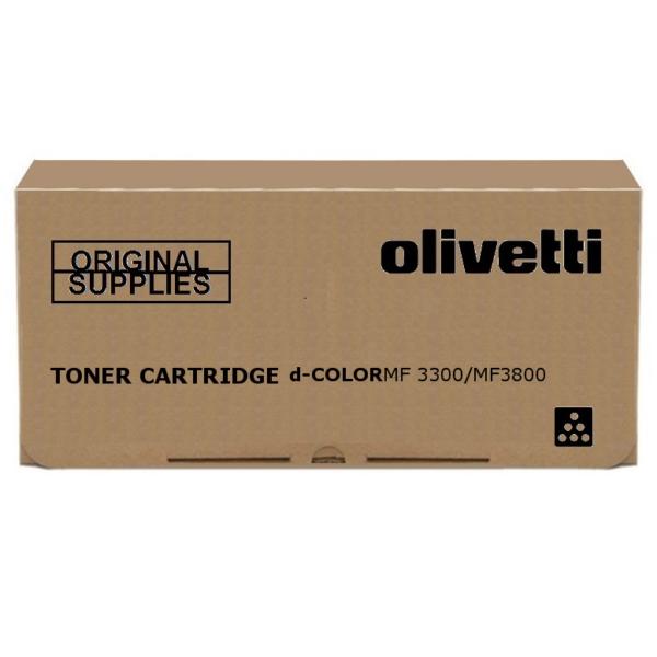 Original Olivetti B1100 Toner schwarz