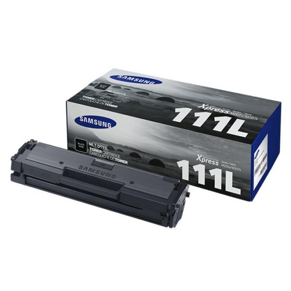 Original Samsung MLTD111LELS / 111L Toner schwarz