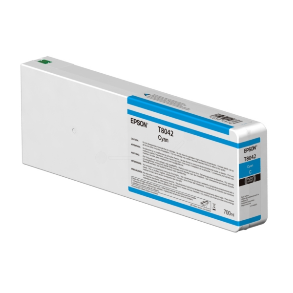 Original Epson C13T804200 / T8042 Tintenpatrone cyan