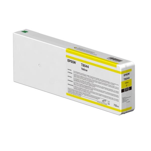Original Epson C13T804400 / T8044 Tintenpatrone gelb