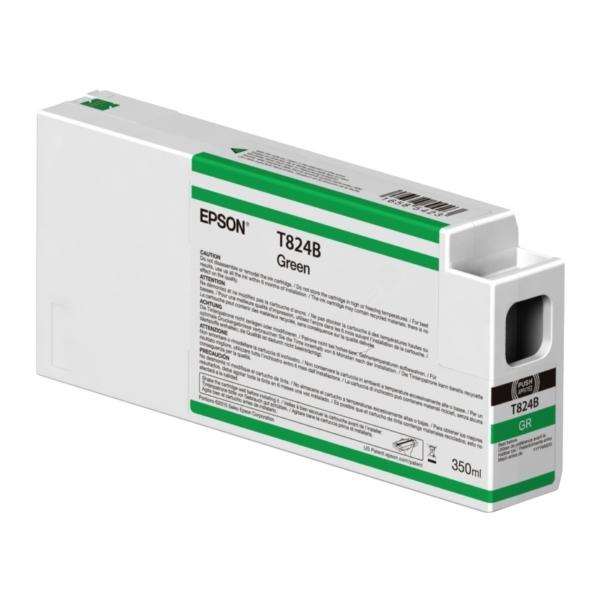 Original Epson C13T824B00 / T824B Tintenpatrone grün