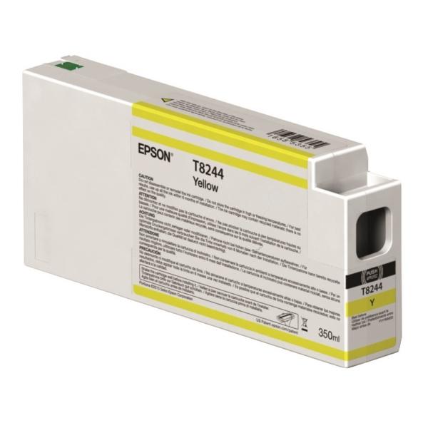 Original Epson C13T824400 / T8244 Tintenpatrone gelb