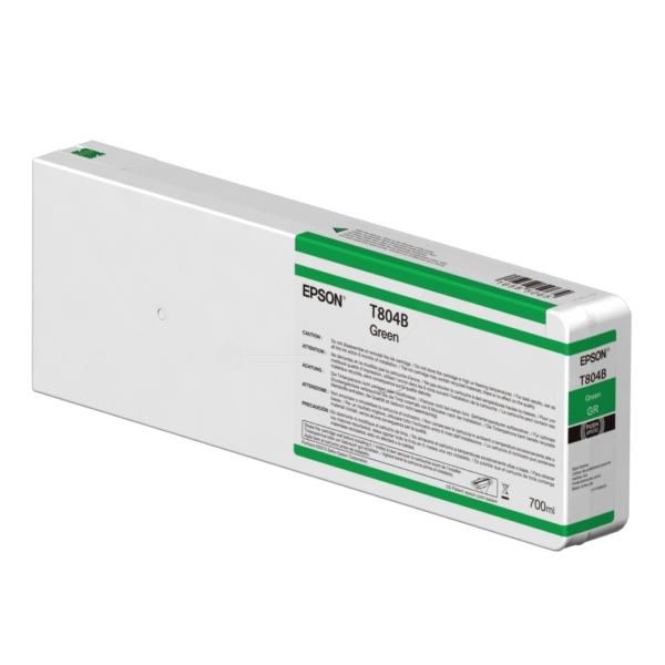 Original Epson C13T804B00 / T804B Tintenpatrone grün