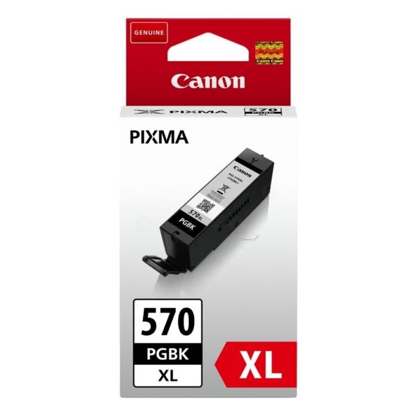 Original Canon 0318C006 / PGI570PGBKXL Tintenpatrone schwarz