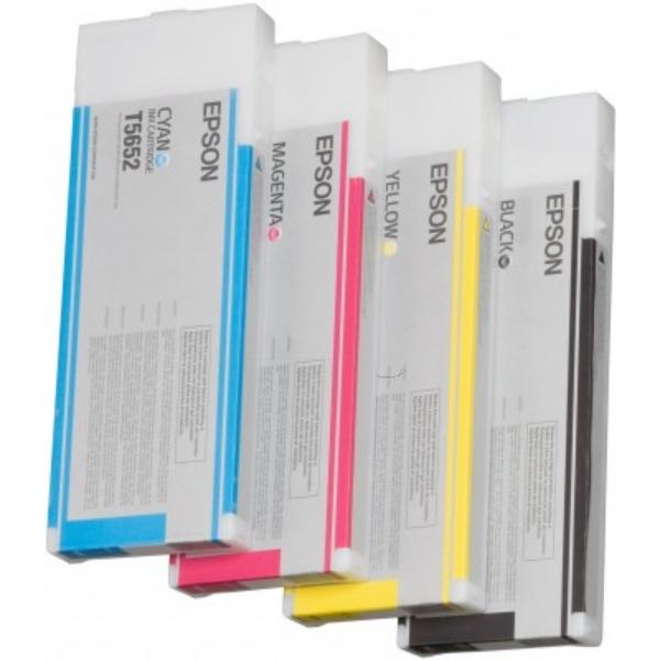 Original Epson C13T565300 / T5653 Tintenpatrone magenta