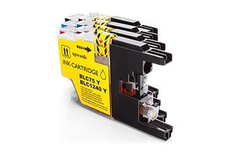 Compatible to Brother LC-1240 BK Ink cartridge black
