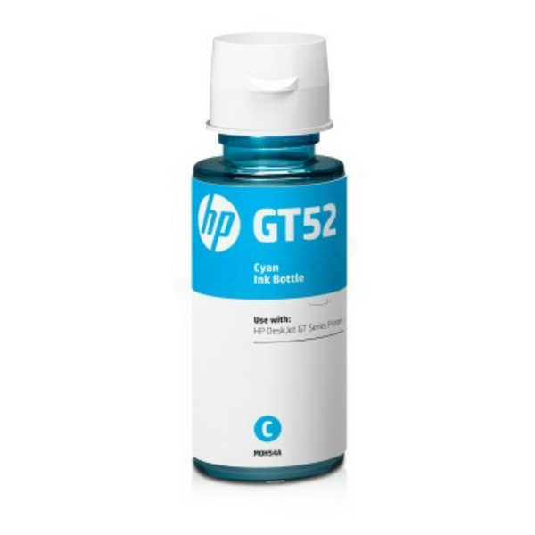 Original HP M0H54AE / GT52 Tintenpatrone cyan
