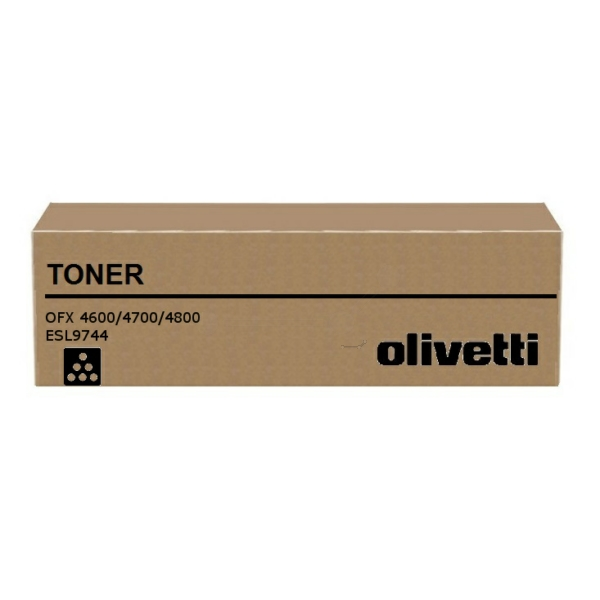Original Olivetti ESL9744 Toner schwarz