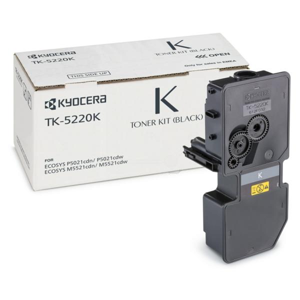 Original Kyocera 1T02R90NL1 / TK5220K Toner schwarz