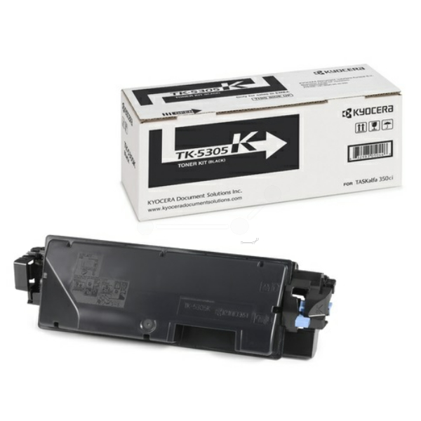 Original Kyocera 1T02VM0NL0 / TK5305K Toner schwarz