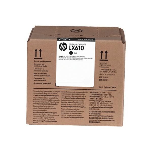 Original HP CN673A / LX610 Tintenpatrone schwarz