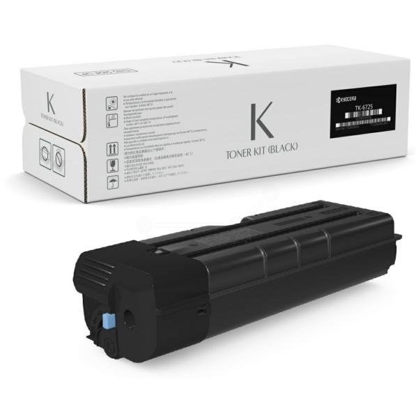 Original Kyocera 1T02NJ0NL0 / TK6725 Toner schwarz